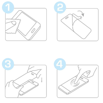 Rūdīta stikla screen Protector for IPHONE 12 MINI